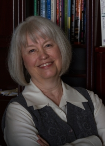 Portrait of author, Laurel Hughes.